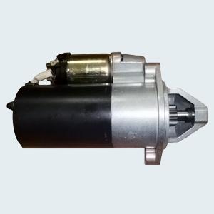Стартер ЗМЗ 406 (Автомобили  семейства  ГАЗ   с   двигателями   типа   ЗМЗ  406  и их модификации.)