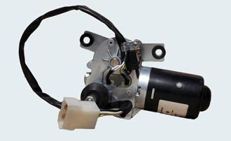 Моторедуктор заднего стеклоочистителя (ВАЗ 2121, 2104, 2108-2109 и их модификации)