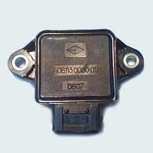 Датчик положения дроссельной заслонки (автомобили ГАЗ с инжекторными двигателями)