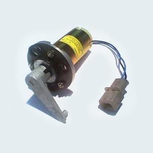 Моторедуктор заслонки отопителя старого образца (ВАЗ 2110-2112 и их модификации производства до 2004 г.)