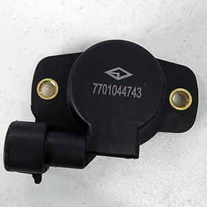 Датчик положения дроссельной заслонки (ДПДЗ-7701044743)
